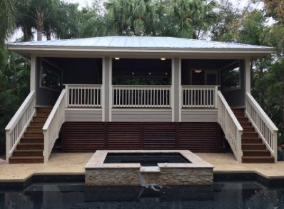 pool house tampa 813-360-3151